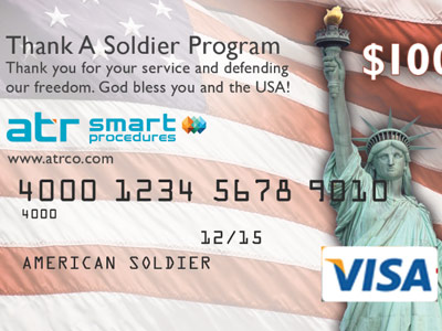 Thank a Soldier Program